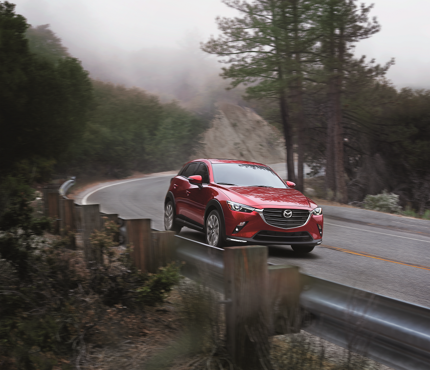 Mazda CX-3s available in Elizabethtown, KY at Oxmoor Mazda