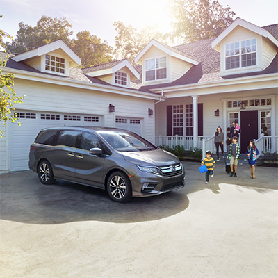 Honda Odysseys available in Aiken, SC at Honda Cars of Aiken