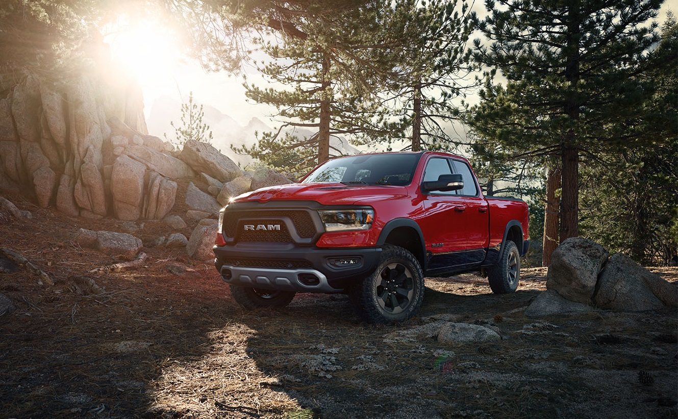New Ram available in Mebane, NC at Cox Dodge Chrysler Jeep Ram