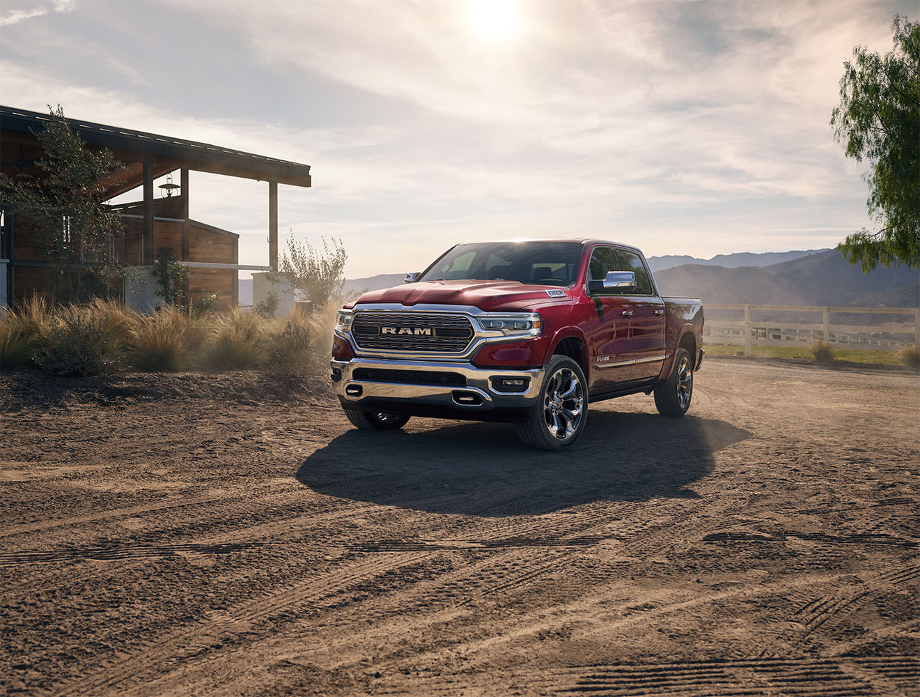 New Ram available in Jackson, MI at Hometown Chrysler Dodge Jeep Ram