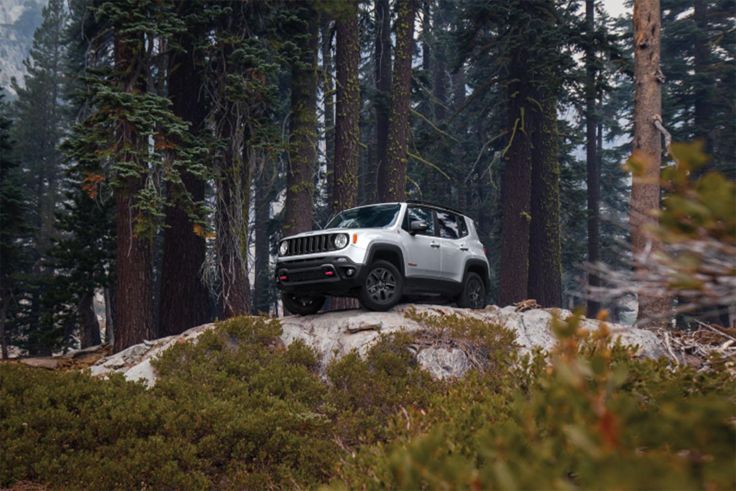 Jeep Renegades available in Perry, NY at McClurg Chrysler Dodge Jeep