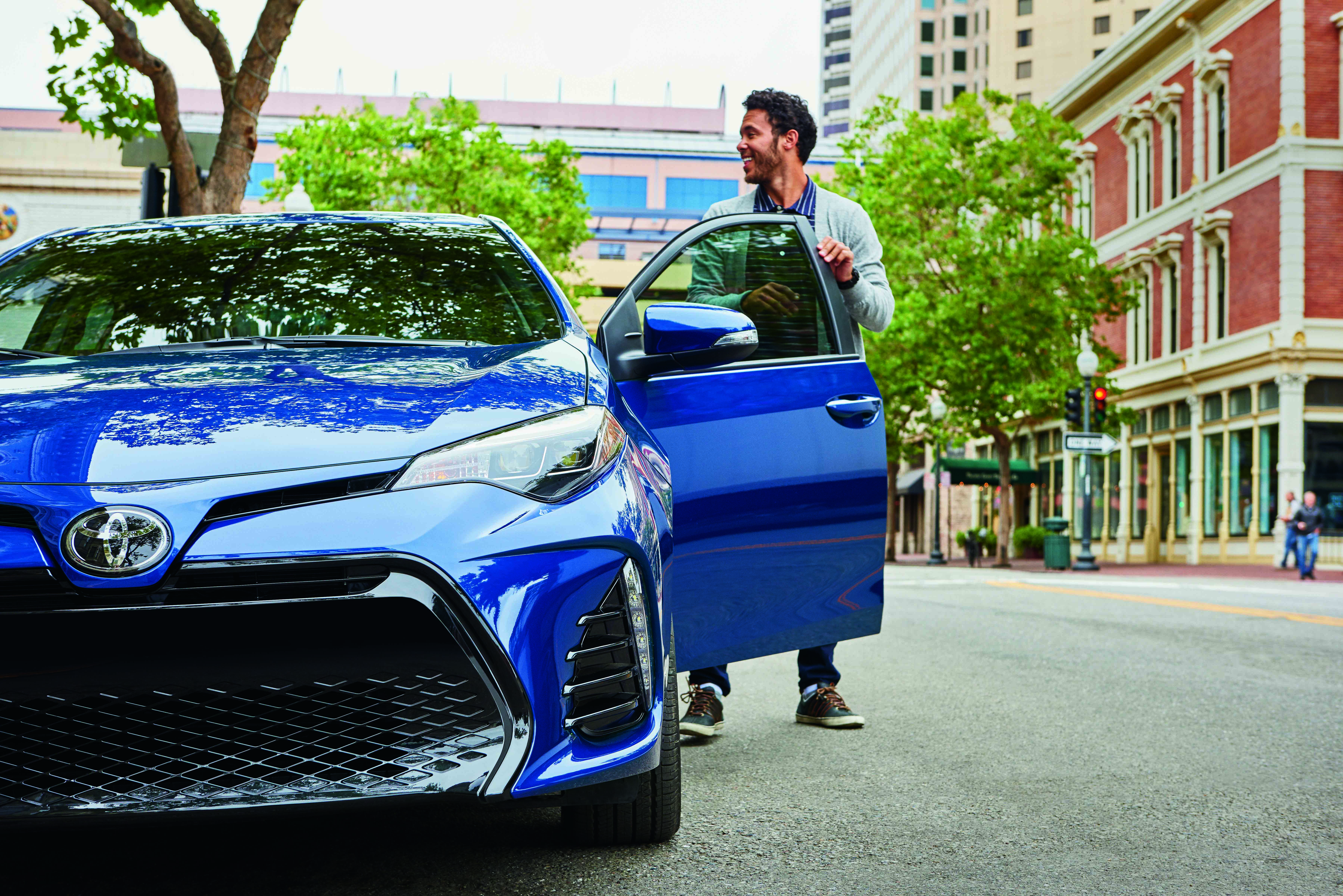 Toyota Corollas available in Springfield, NJ at Autoland Toyota