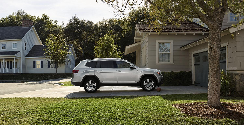 Volkswagen Atlass available in Saint Cloud, MN at Eich Volkswagen