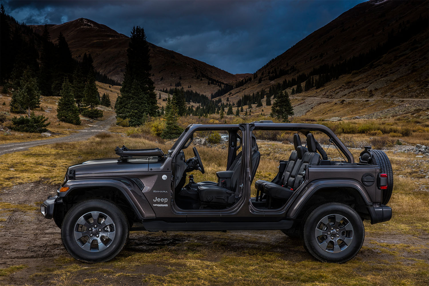 New Jeep available in Duluth, MN at Superior Chrysler Dodge Jeep Ram