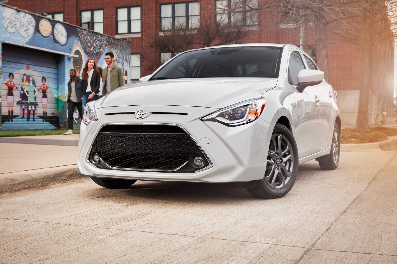 Toyota Yariss available in Louisville, KY at Oxmoor Toyota